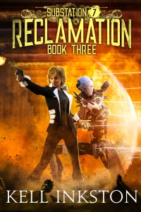 Reclamation eCover