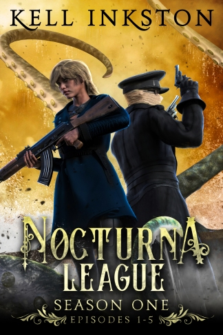 Nocturna League eCover(2)