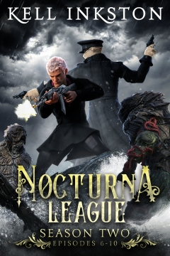 Nocturna League Episode Two eCover